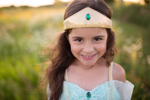 princess jasmine pretend play costume