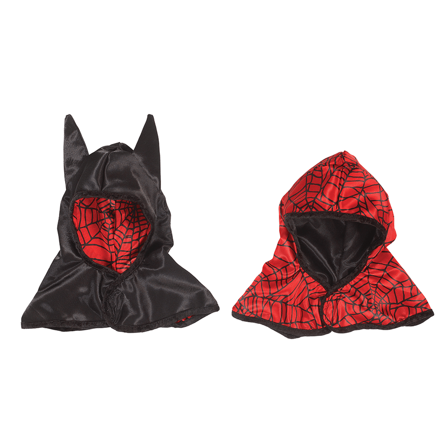 Reversible Spider/Bat Hood - Great Pretenders