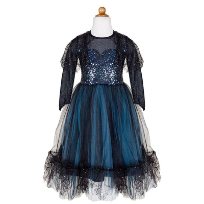 Luna The Midnight Witch Dress & HB - Great Pretenders
