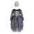 Skeleton Witch Dress with Mask - Great Pretenders