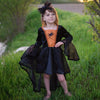 Sybil The Spider Witch Dress & Headband - Great Pretenders
