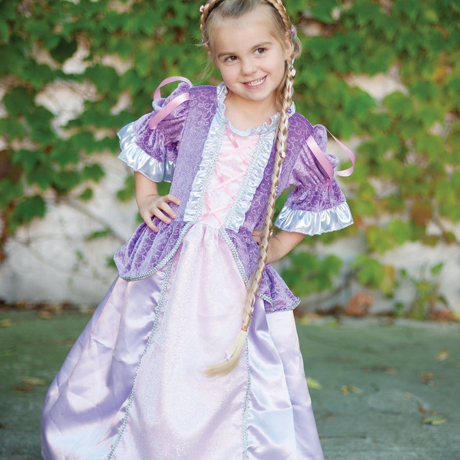Purple Lilac Fairytale Princess - Great Pretenders