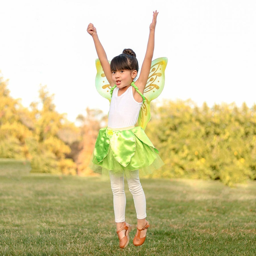 Tinkberbell Skirt and Wings Set