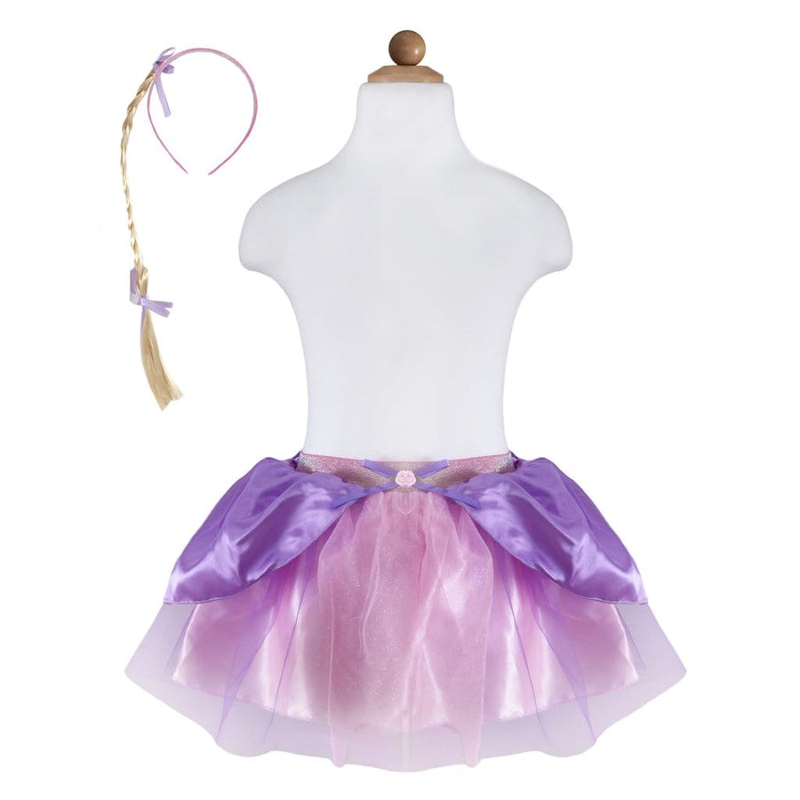 Rapunzel Skirt with Braid - Great Pretenders