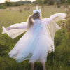 Light Pink Unicorn Mesh Cape - Great Pretenders