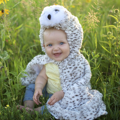 Owl Baby Cape - Great Pretenders