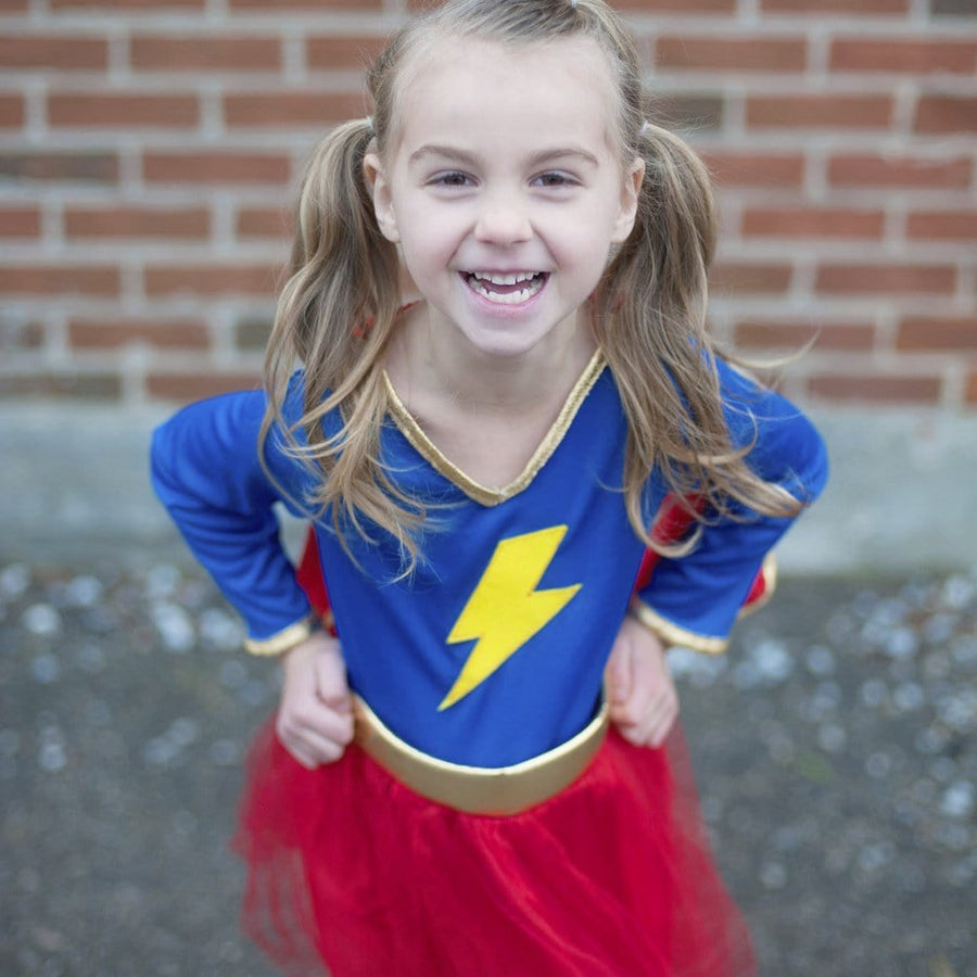 Lightning Quick Adventure Tutu Dress - Great Pretenders