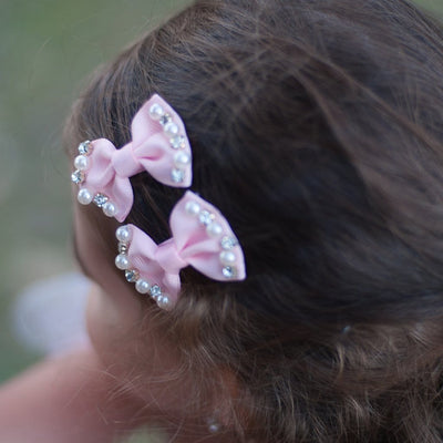 Princess and Pearls Hairclips - Great Pretenders