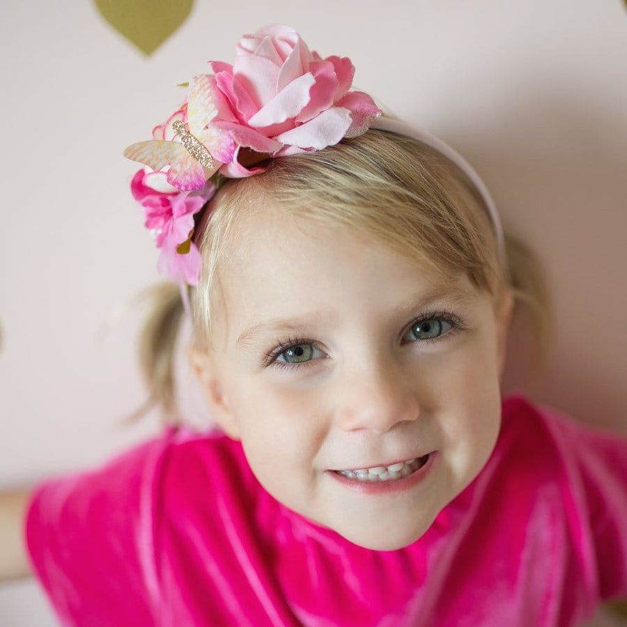 Fairy Flower Headband - Great Pretenders
