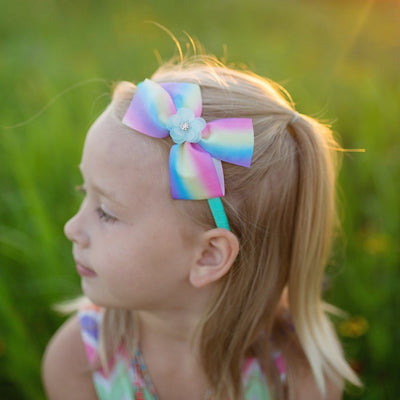 Tye-Dyed & True Headband - Great Pretenders
