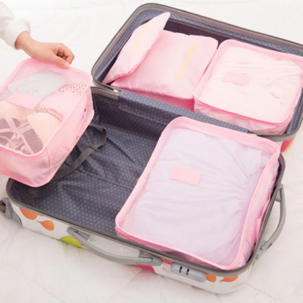 Neatly™ - Suitcase Compartment Organizers