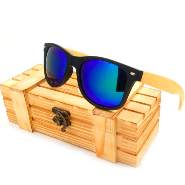 Polar Lite™ - Bamboo Polarized Unisex Specs - Indigo, sunglasses, polarized sunglasses, best sunglasses 2020, unisex sunglasses, summer 2020 sunglasses, sunglasses for men, sunglasses for women, oversized sunglasses, sunglasses online, spring 2020, summer 2020, sun block, protective eyewear, uv protection glasses.