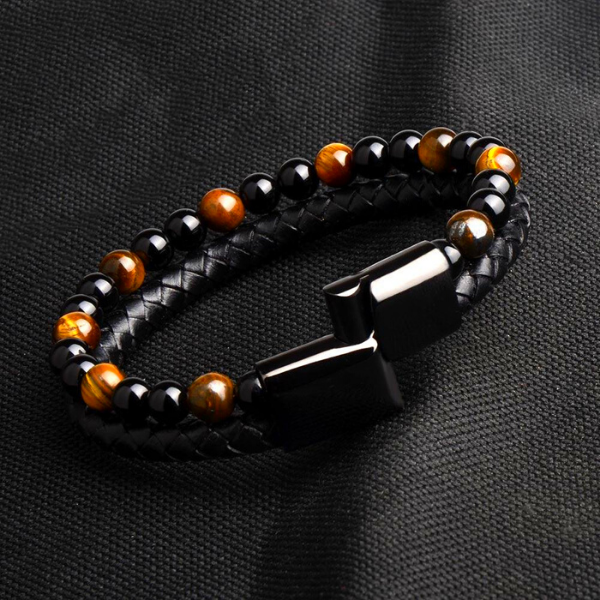 mens leather bracelet, mens beaded bracelets, gents bracelet, tiger eye bracelet, charming bracelet for men, men jewellery, bracelet, jewelry, watches, men necklace, men ring, intriguing bracelet for men, leather bracelets for men, black leather bracelet, mens leather bracelets uk, mens leather bracelets braided, beads