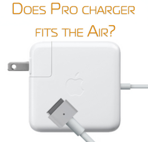 Will MacBook Pro charger work with MacBook Air?