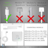 Macbook Pro Charger - 61watt replacement charger for Macbook Pro 2016 and up and IPad Pro 3 generation