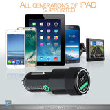 USB C PD 30W car Charger-Fast Power Delivey Charging Compatible with iPhone,Samsung,iPad