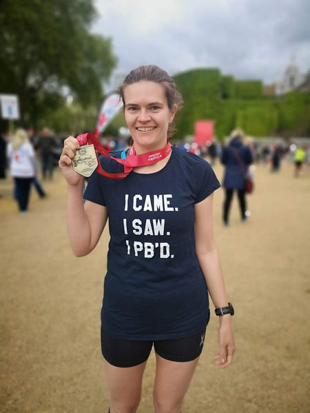 Race recap: London Marathon