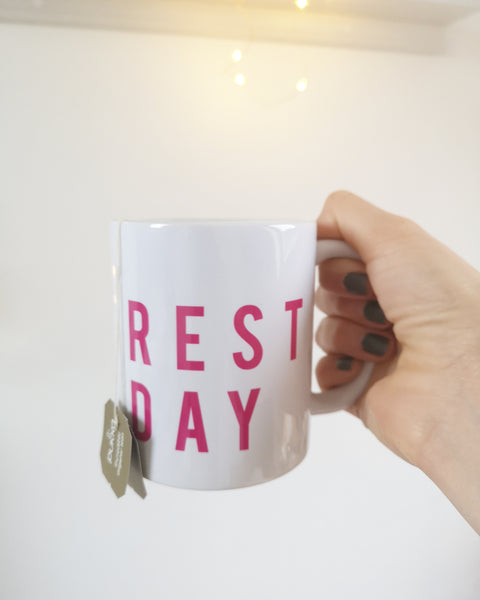 Crafting the perfect rest day