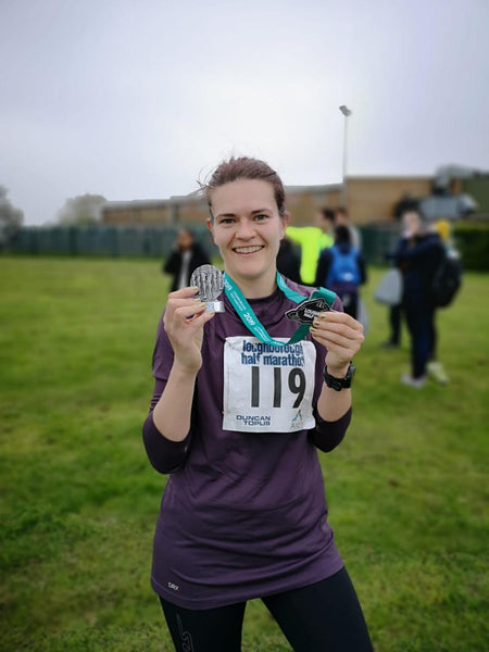Race recap: Loughborough Half Marathon