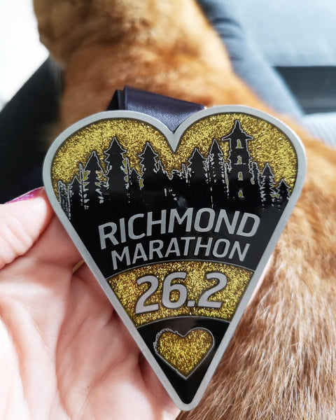Race recap: Richmond Marathon