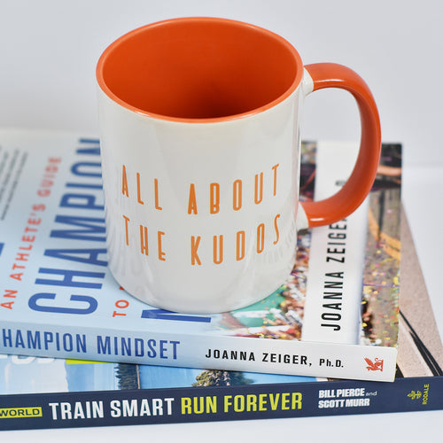 All About the Kudos Mug