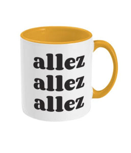 Allez Allez Allez Mug - Track and Fit Club