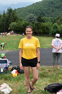 Allez tshirt - Track and Fit Club