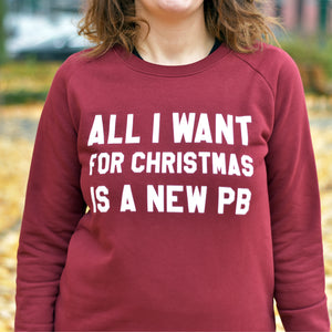 All I Want for Christmas is a New PB Sweater