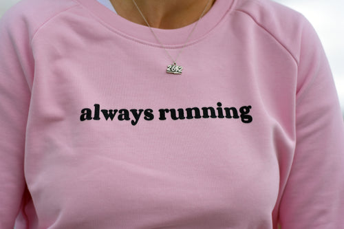 Always Running Sweater - Track and Fit Club