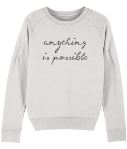 Anything is Possible Sweater