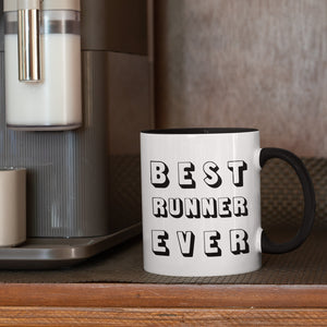 Best Runner Ever Mug