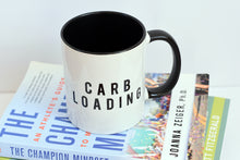 Load image into Gallery viewer, Carb Loading Running Cycling Mug - Track and Fit Club