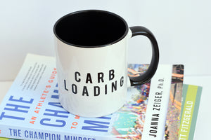 Carb Loading Mug - Track and Fit Club