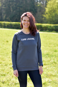 Carb Loading Sweater - Track and Fit Club