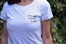 Load image into Gallery viewer, Cycling Coffee Cake Tshirt - Track and Fit Club