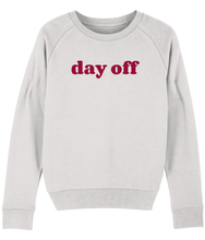 Load image into Gallery viewer, Day Off Sweater - Track and Fit Club