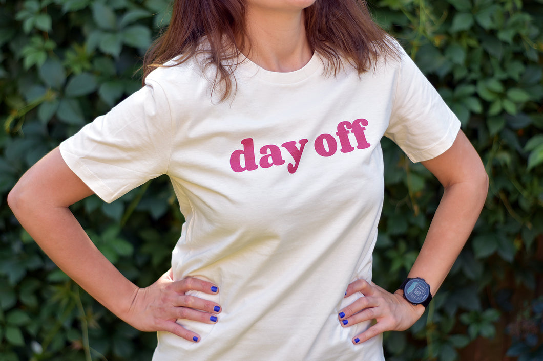 Day Off tshirt - Track and Fit Club