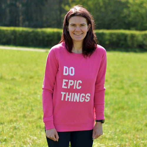 Do Epic Things Sweater