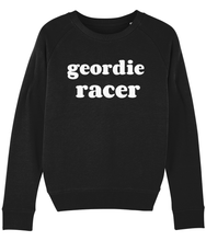 Load image into Gallery viewer, Geordie Racer Sweater - Track and Fit Club