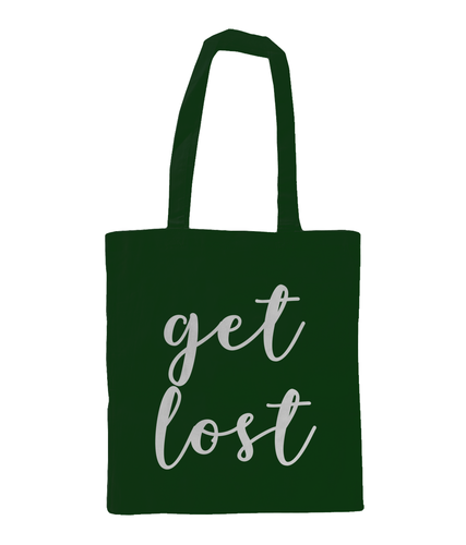 Get Lost Tote - Track and Fit Club