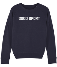 Load image into Gallery viewer, Good Sport Sweater - Track and Fit Club