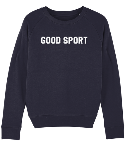 Good Sport Sweater - Track and Fit Club