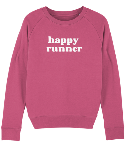 Happy Runner Sweater - Track and Fit Club