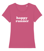 Load image into Gallery viewer, Happy Runner Tshirt - Track and Fit Club