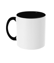 Load image into Gallery viewer, Hashtag Runner Mug Black - Track and Fit Club