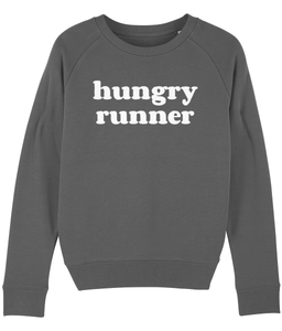 Hungry Runner Sweater - Track and Fit Club