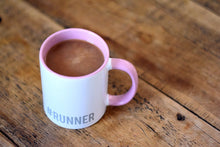 Load image into Gallery viewer, Hashtag Runner Mug Pink - Track and Fit Club