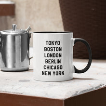 Load image into Gallery viewer, Marathon Majors Mug