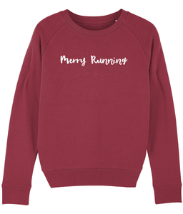 Merry Running Sweater - Track and Fit Club