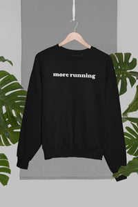 More Running Sweater
